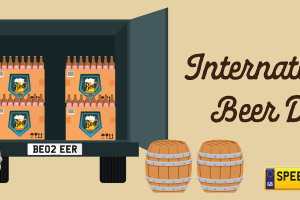 International Beer Day - Speedyreg