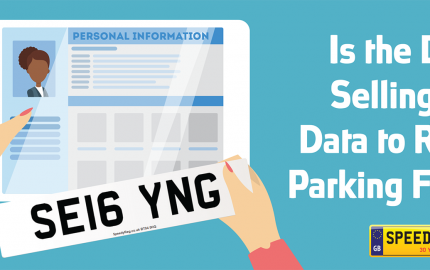 DVLA Selling your Data - Speedy Reg