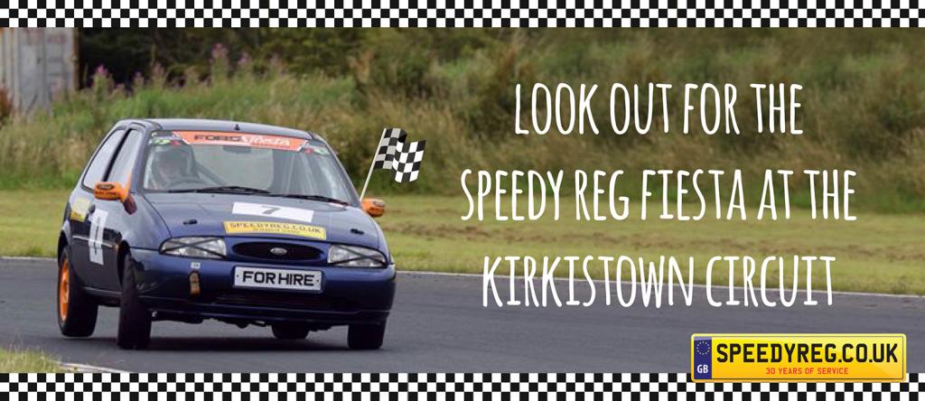 Speedyreg at Kirkstown