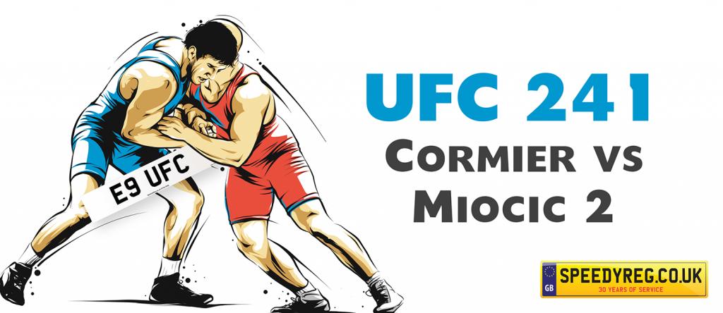 UFC 241 - Speedyreg