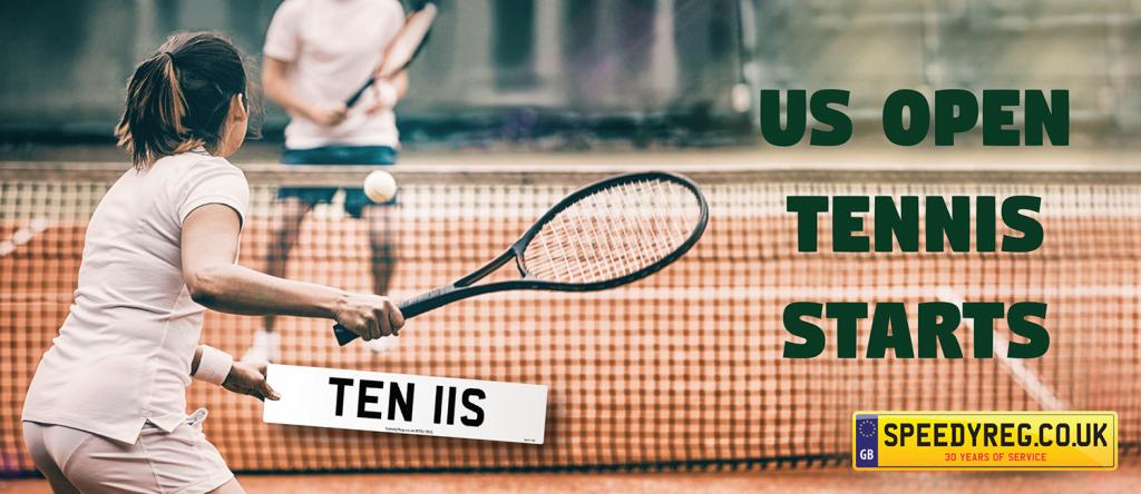 US Open Tennis Begins - Speedy Reg
