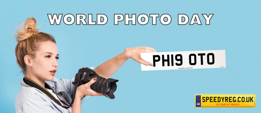 World Photo Day -- Speedyreg