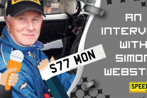 Historic Rally Driver, Simon Webster - Speedyreg