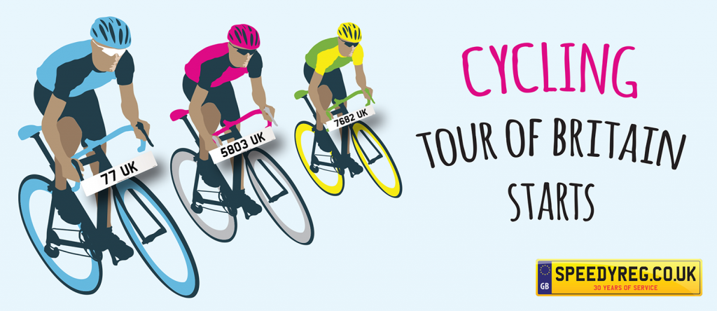 Cycling Tour of Britain - Speedyreg