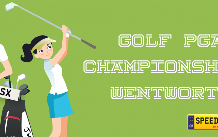 Golf PGA Championship Wentworth - Speedyreg