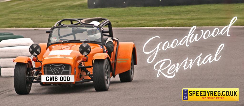 Goodwood Revivial - Speedyreg