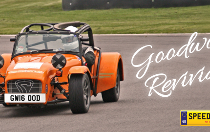 Goodwood Revivial - Speedyreg
