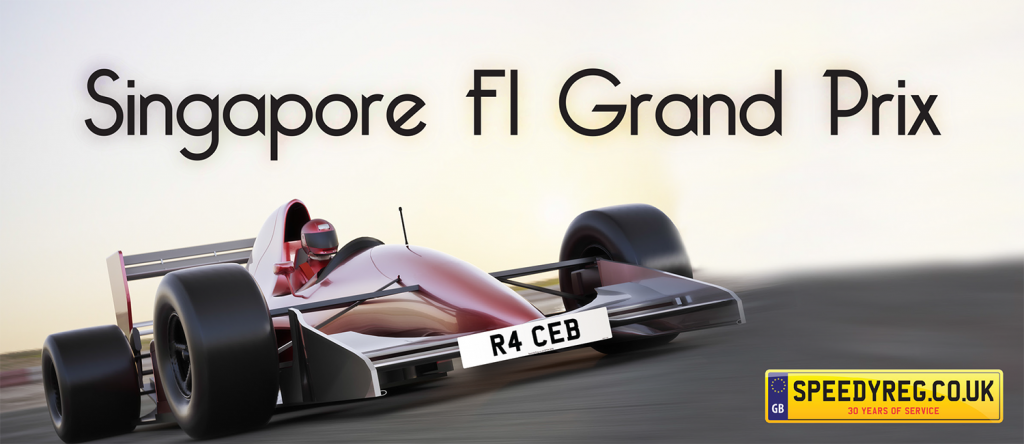 Singapore F1 Grand Prix - Speedreg