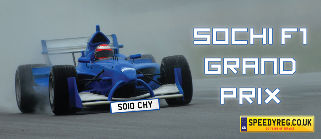 Russian Grand Prix - Speedyreg