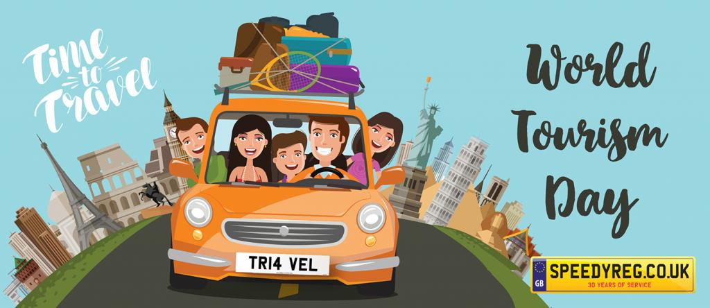 World Tourism Day - Speedyreg