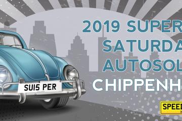 Speedyreg - Autosolo Chippenham 2019
