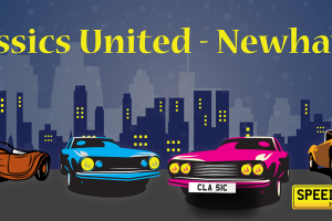 Speedyreg - Classic United at The Fort- Newhaven 2019