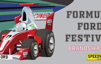 Speedyreg- Formula Ford Festival 2019