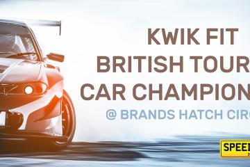 Speedyreg - BTCC Brands Hatch 2019