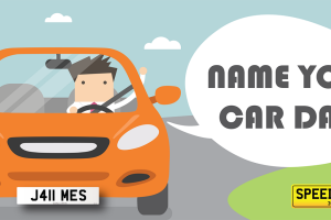 Speedyreg - Name your Car Day 2019