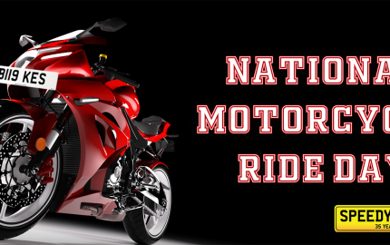 Speedyreg - National Motorcycle Ride Day 2019