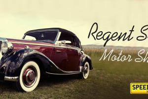 Speedy Reg - Regent Street Motor Show