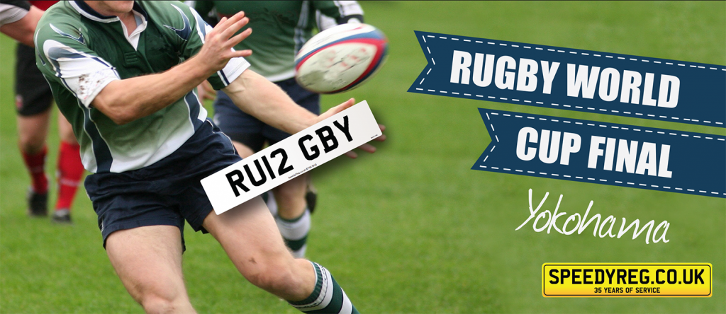 Speedyreg - Rugby World Cup 2019