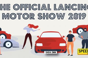 Speedyreg - Lancing Motor Show 2019