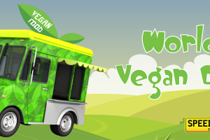 Speedyreg - World Vegan Day 2019
