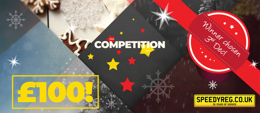 Speedyreg - Fantastic Festive Competition