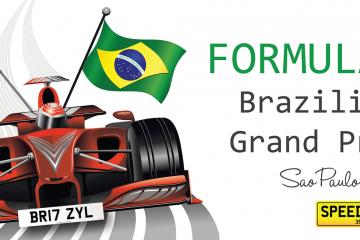 Speedyreg - Formula 1