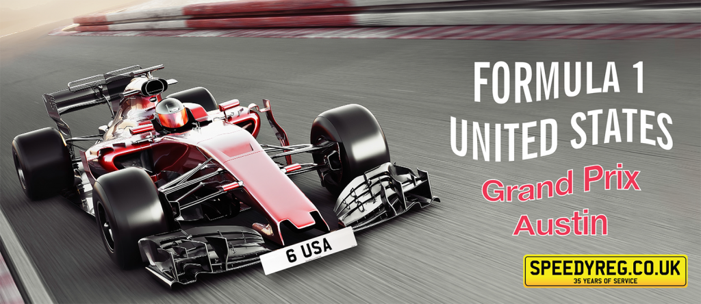 Speedyreg - Formula 1 Grand Prix Austin