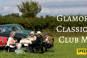 Speedy Reg - Glamorgan Classic Car Club Meet