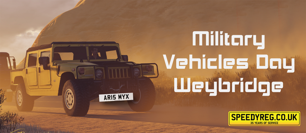 Speedyreg – Military Vehicles