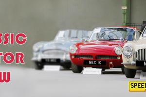 NEC Classic Motor Show - Speedyreg