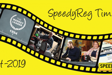 Speedyreg- Company Timeline
