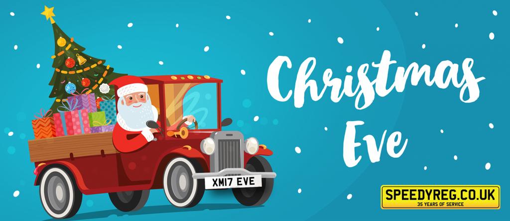 Speedyreg- Christmas Eve