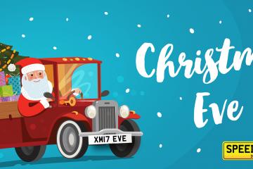 Speedyreg - Christmas Eve