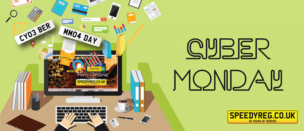 Speedyreg - Cyber Monday