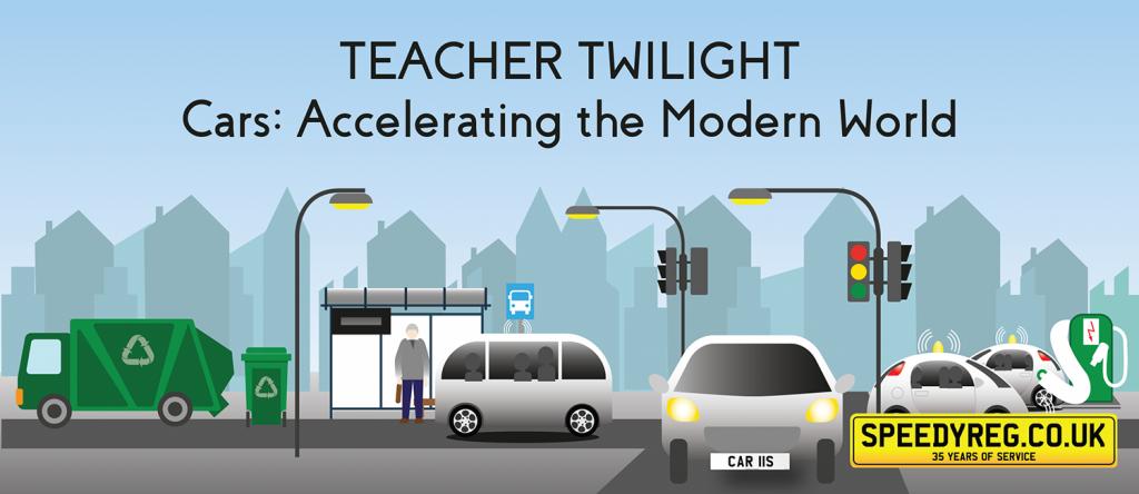 Teacher Twilight Cars Accelerating the Modern World