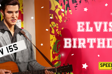 Speedyreg - Happy 85th Birthday Elvis