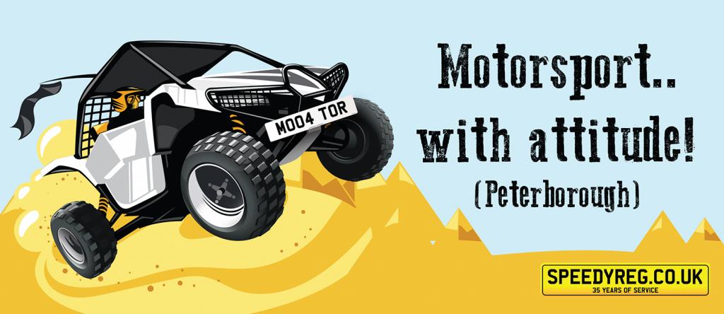 Speedyreg - Motorsport with Attitude