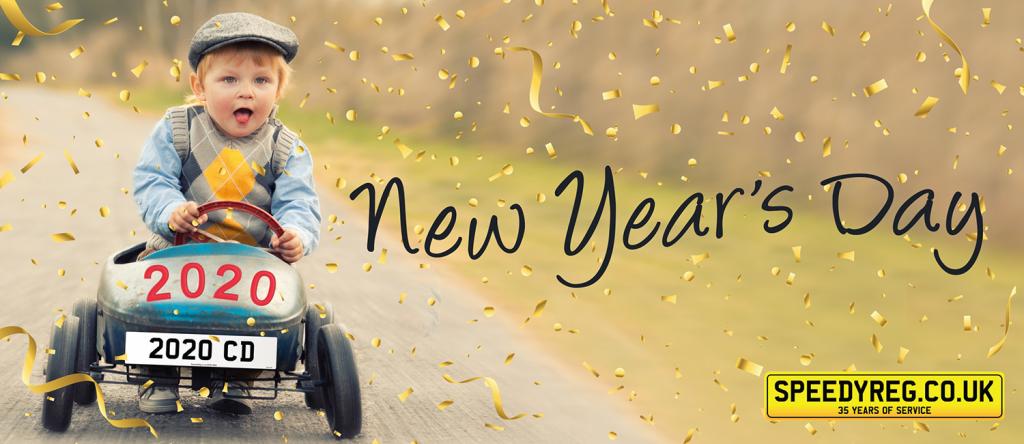 Speedyreg - Hello 2020