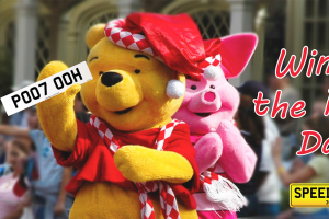 Speedyreg - Winnie The Pooh Day