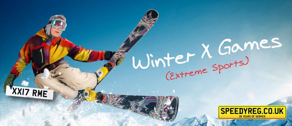 Speedyreg - Winter X Games