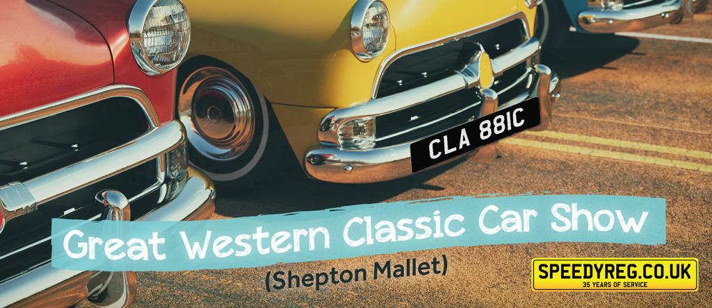 Speedyreg - Great Western Classic Car Show