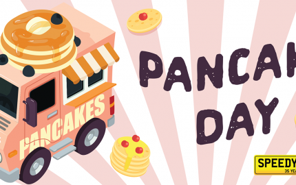 Speedyreg - Pancake Day 2020