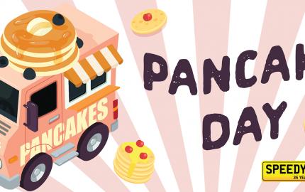 Speedyreg - Pancake Day 2020