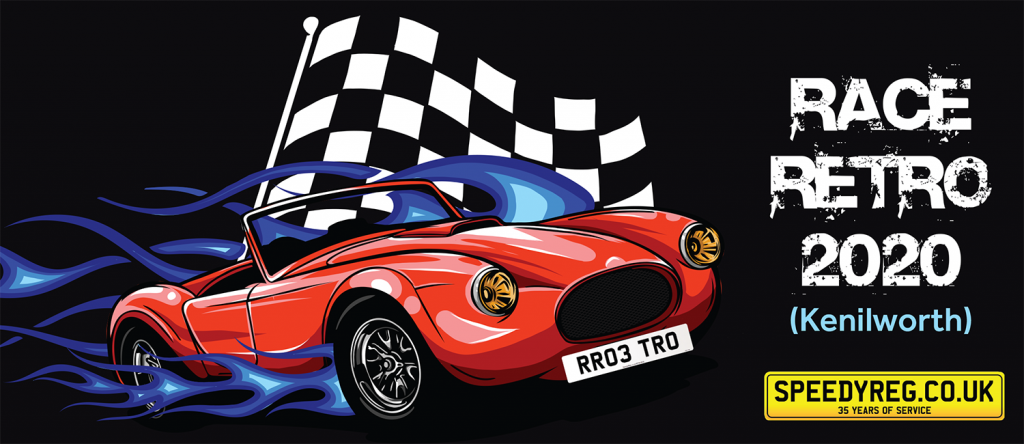 Speedyreg - Race Retro 2020