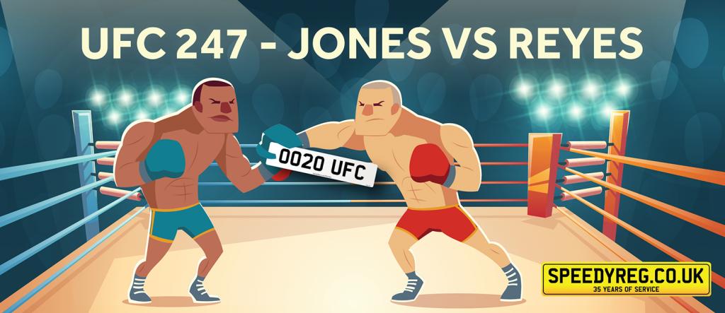 Speedyreg - UFC 247 Fight