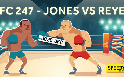 Speedyreg - UFC 247 Fight