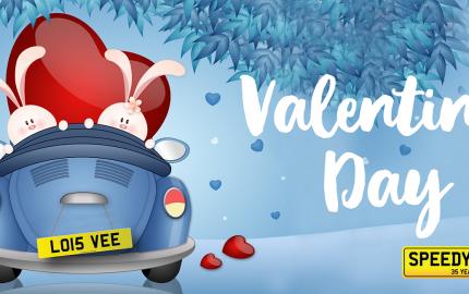 Speedyreg - Valentine's Day 2020