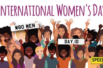 International Women's Day - Speedyreg