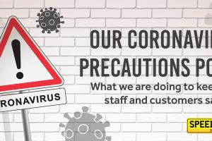 Speedyreg - Coronavirus 2020