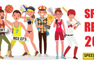 Sport Relief 2020 - Speedyreg
